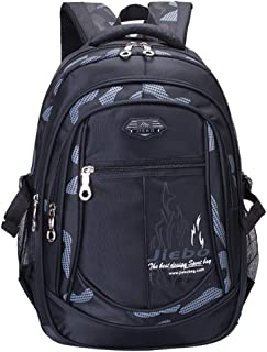 背包 男孩 小学生 书包 耐用 重型 学生 青少年 结实 儿童 旅行 防水 大
