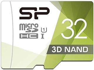 Silicon Power microSD 卡 2019年版 [Amazon.co.jp限定]SP032GBSTHBU1V1GJA  32GB