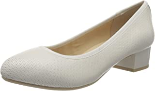 CAPRICE 女式 Anuschka 包头高跟鞋