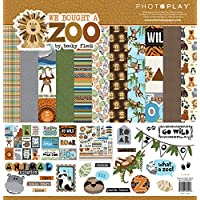 "PhotoPlay Collection Pack 12""X12""-We Bought A Zoo"