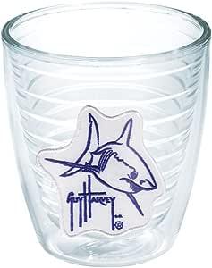 Tervis Guy Harvey Blue Line Shark Tumbler, 12-Ounce