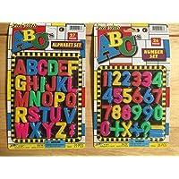字母和数字各 1 套 27 件