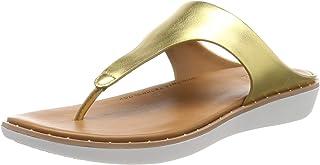 Fitflop 女士 Banda Ii 露趾凉鞋,黑色