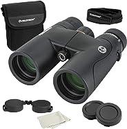 Celestron Nature DX ED 双筒望远镜 - 高级超低分散 ED 玻璃镜片72333 10x50
