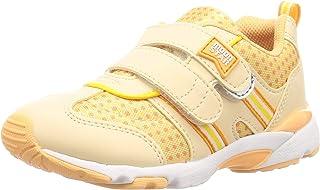 MoonStar 月星 运动鞋 学生鞋 4大功能 魔术贴 15厘米~21厘米 有0.5厘米 儿童 MS C2209 橙色 16.0 cm 3E