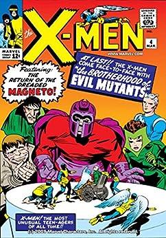 """Uncanny X-Men (1963-2011) #4 (English Edition)"",作者:[Lee, Stan]"