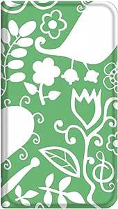 智能手机壳 手册式 对应全部机型 薄型印刷手册 cw-331top 套 手册 艺术 超薄 轻量 UV印刷 壳WN-PR116928-M DIGNO T 302KC 图案E