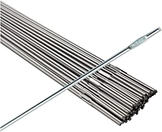 "WeldingCity ER308L 不锈钢 TIG 焊接棒直径 91.44 厘米,0.45 厘米,0.79 厘米,0.79 厘米,0.32 厘米,0.32 厘米 5-Lb 3/32"" ER308L-TIG-36-332"