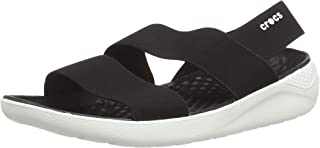 Crocs 女士 Literide Stretch 凉鞋 | 舒适技术的休闲鞋