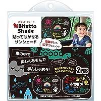 Bitatto Bitatto遮光帘 颜色&遮光2种花纹套装