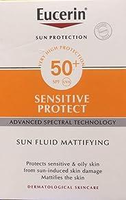 Eucerin  面部防晒霜 SPF 50+, 50 ml