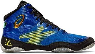 ASICS 男士 JB Elite IV 摔跤鞋