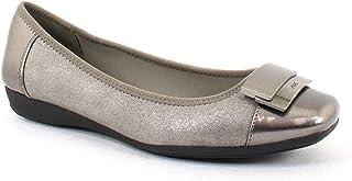 Anne Klein AK Sport Unalike 女士芭蕾平底鞋