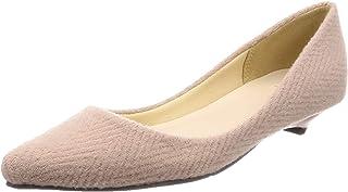 [MENEE] 2cm跟 美脚尖头 低跟 浅口鞋 1184404p4016026 女款