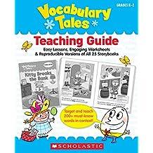 (进口原版)  Vocabulary Tales: 25 Read Aloud Storybooks That Teach 200+ Must-Know Words to Boost Kids' Reading, Writing & Speaking Skills