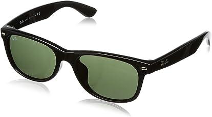 RAY-BAN 雷朋 太阳镜男女款2132F经典款太阳眼镜徒步旅行者系列时尚百搭驾驶镜司机镜墨镜RB2132F