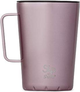 S'well Takeaway 马克杯 Pink Punch Metallic 15oz 21415-B19-24065