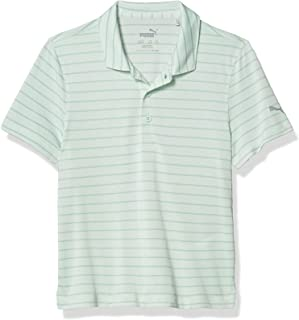 PUMA 2019 男士旋转条纹 Polo 衫
