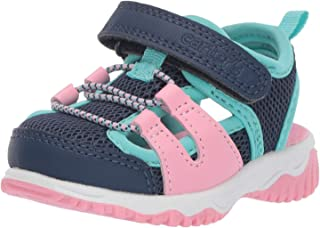 Carter's Sunny 男童女童运动渔夫凉鞋