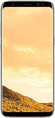 三星 Galaxy S8 SM-G950F 解锁 64GB - 国际版/无保修 (GSM) Maple Gold