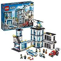 LEGO 乐高 LEGO City 城市系列 警察总局 60141 6-12岁 积木玩具