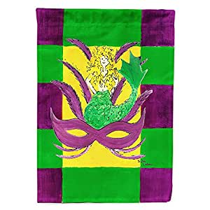 Caroline's Treasures Mardi Gras Flag Made or Printed in the USA 多色 大