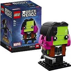 LEGO 乐高  拼插类 玩具  BrickHeadz 方头仔系列 加美拉 41607 10+岁