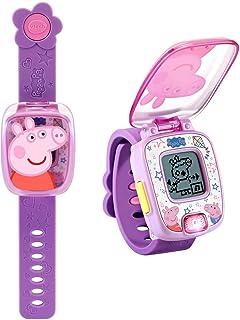 VTech 伟易达 Peppa 小猪学习手表 紫色