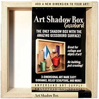 Ampersand Art 阴影盒 白色 6x6 DSHADOW06