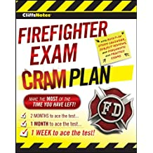 CliffsNotes Firefighter Exam Cram Plan (CliffsNotes (Paperback)) (English Edition)