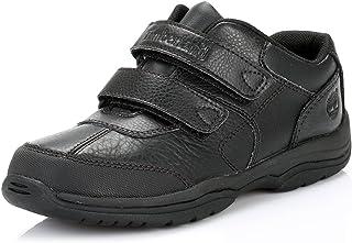 Timberland woodman 公园1956b ,中性款儿童 ' 牛津鞋 Black (Black) 1 UK