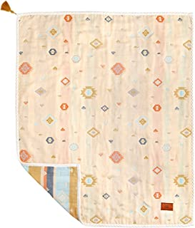 BOBO 托滕 6层纱布毯 多色 ベビーサイズ