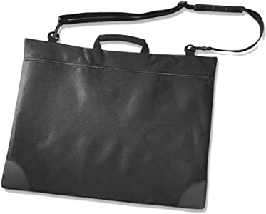 "Prestige SP1722 大学系列黑色软面包 43.18 厘米 x 55.88 厘米 黑色 17"" x 22"" SP1722"