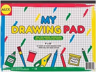 美国热销原装进口ALEX早教益智男女孩玩具16K绘画纸