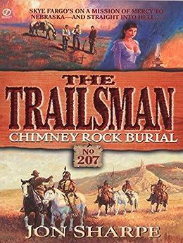 """Trailsman 207: Chimney Rock Burial (English Edition)"",作者:[Sharpe, Jon]"