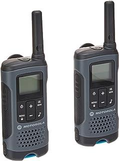 Motorola T200 Talkabout Radio 灰色 2组