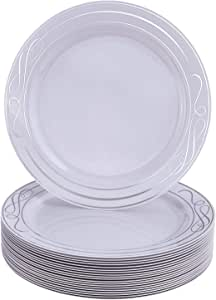 银勺 1969 餐盘 Bella Silver Dinner Plates 1949