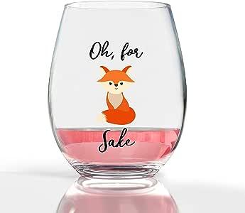 Color Novelty 不锈钢酒杯 Fox Sake unknown