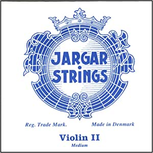 JARGAR STRINGS 弦 A 钢铁/铬钢链 Violin (小提琴) 用