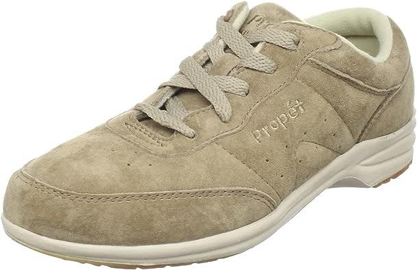 Propet 女士 W3841 运动鞋 Classic Taupe 7.5 XW US