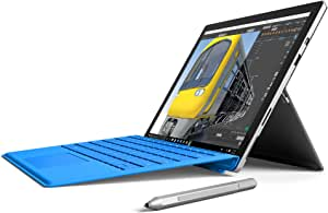 Microsoft 微软 Surface Pro 4 平板电脑 (256 GB, 8 GB RAM, Intel Core i7e) Intel Core i7, 8GB RAM, 256GB
