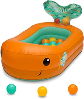 Infantino Go Gaga 泡球浴缸 橙色