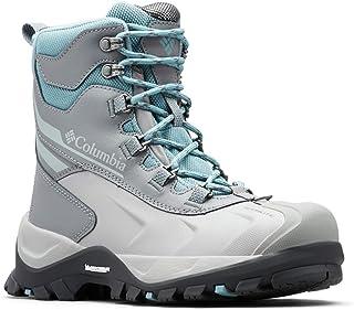 COLUMBIA 女式徒步鞋,防水,BUGABOOT PLUS IV OMNI-HEAT