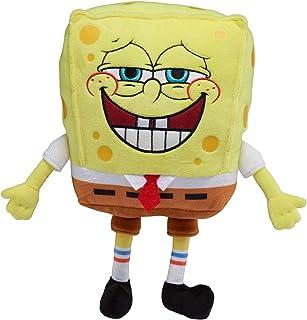 SpongeBob SquarePants | Exsqueeze Me 11 英寸毛绒玩具 Child SpongeBob Fart 混合