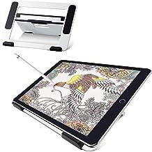 Elecom宜麗客 液晶平板電腦 支架 【iPad Pro/Wacom Cintiq 16適用】 角度可調節 4角度可調節TB-DSDRAWWH