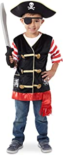 Melissa & Doug Pirate Role Play Costume Toy Set Age 3+