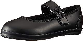 [MOONSTAR] 正式鞋 日本制造 17~23cm 0.5cm有 儿童 MS C2225 黑色 20.5 cm 2E
