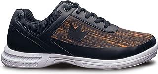 Brunswick 男式 Frenzy 保龄球鞋 - 橙色 7 M 美国