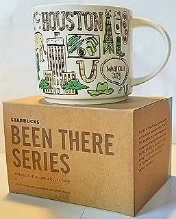 Starbucks Been There 系列咖啡杯 多种颜色 Houston