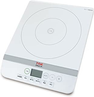 T-FAL IH電磁爐 廚房加熱 日常IH 陶瓷玻璃頂板 白色 IH2021JP